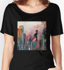 Magical City Women's Relaxed Fit T-Shirt
