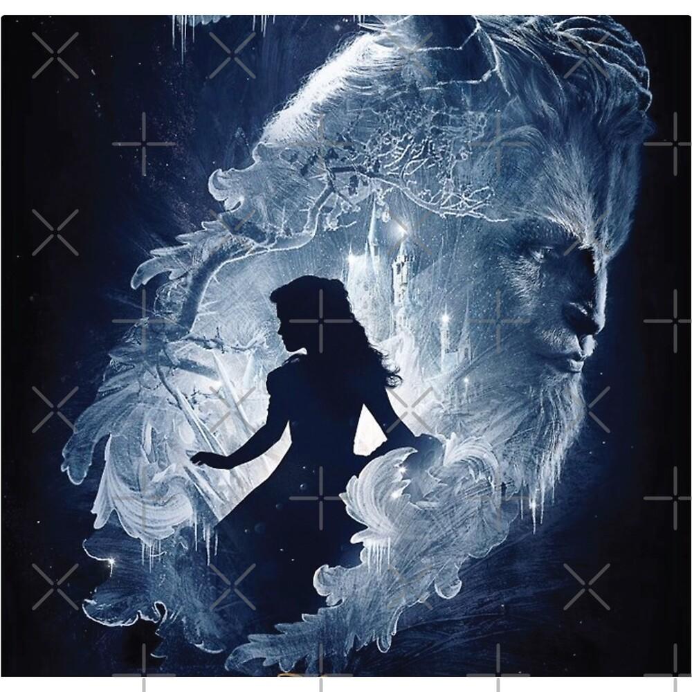 Beauty & the Beast by enami