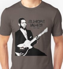 Elmore James - Blues Legend Unisex T-Shirt
