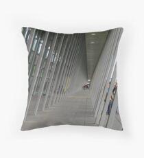 Melbourne Exhibition Centre Throw Pillow