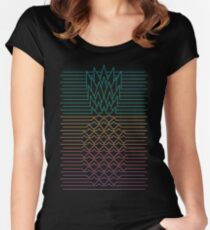 Hala Kahiki Women's Fitted Scoop T-Shirt
