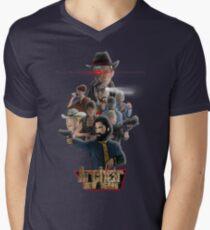 Archer: New Vegas Men's V-Neck T-Shirt