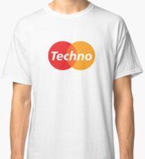 Mastercard Techno Homage Classic T-Shirt