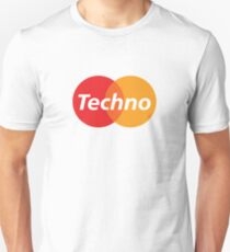 Mastercard Techno Homage T-Shirt