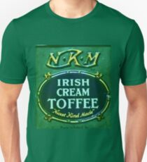 Irish Toffee Tee shirt Unisex T-Shirt
