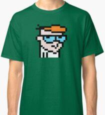 Dexters 8bit lab Classic T-Shirt