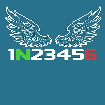 1N23456 Angel by Melcu