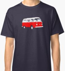 Bay Window Red White Essence (please see notes) Classic T-Shirt