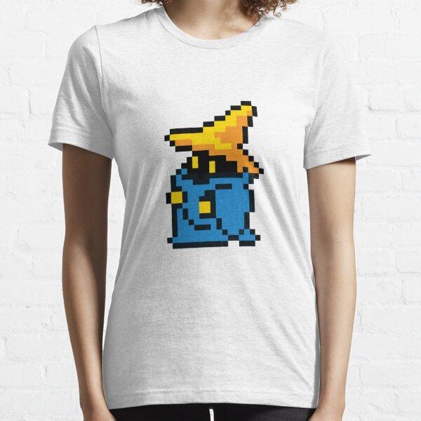 pixel black mage Essential T-Shirt