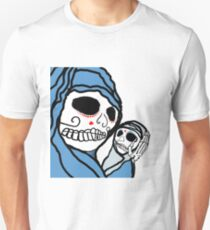 Madonna and Child Skellies... Unisex T-Shirt