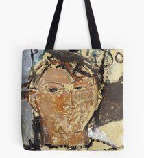 Amedeo Modigliani - Portrait De Picasso Tote Bag