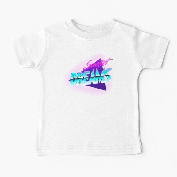 Sunset Dreams Baby T-Shirt