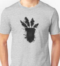 Crash Bandicoot, Aku Aku stencil Unisex T-Shirt