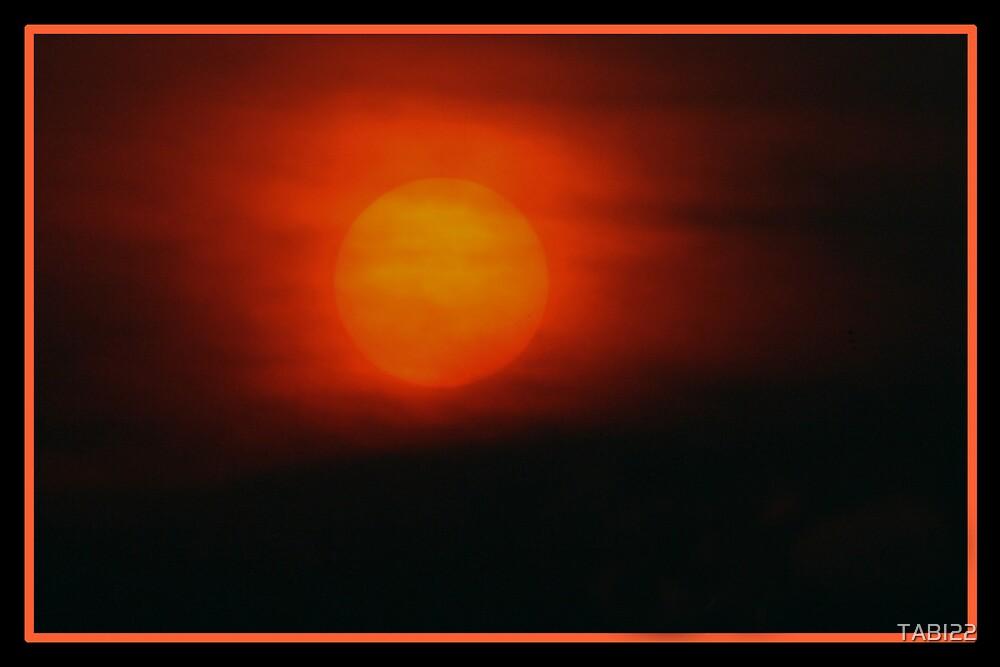 dark sunset by TABI22