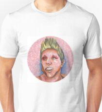 Just Like Bart en Floral  Unisex T-Shirt