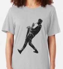 LEO (geätzt) Slim Fit T-Shirt