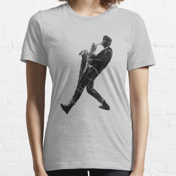 LEO (grabado) Camiseta esencial