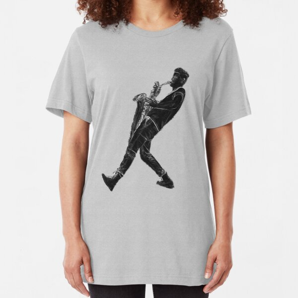 LEO (etched) Slim Fit T-Shirt
