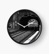 Train to the City Clock