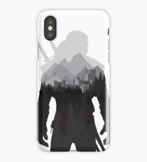 The Witcher 3 - Geralt of Rivia (No Logo) iPhone Case/Skin