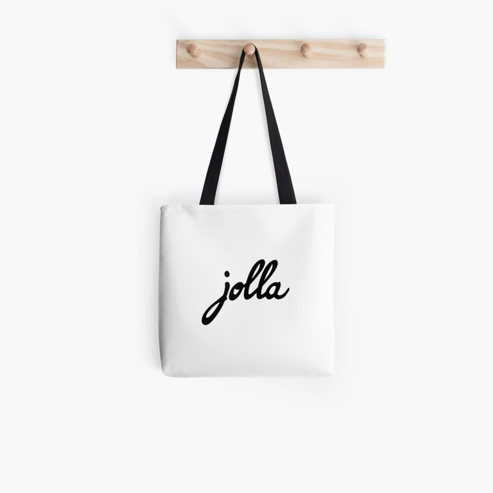 Jolla goodies Tote Bag