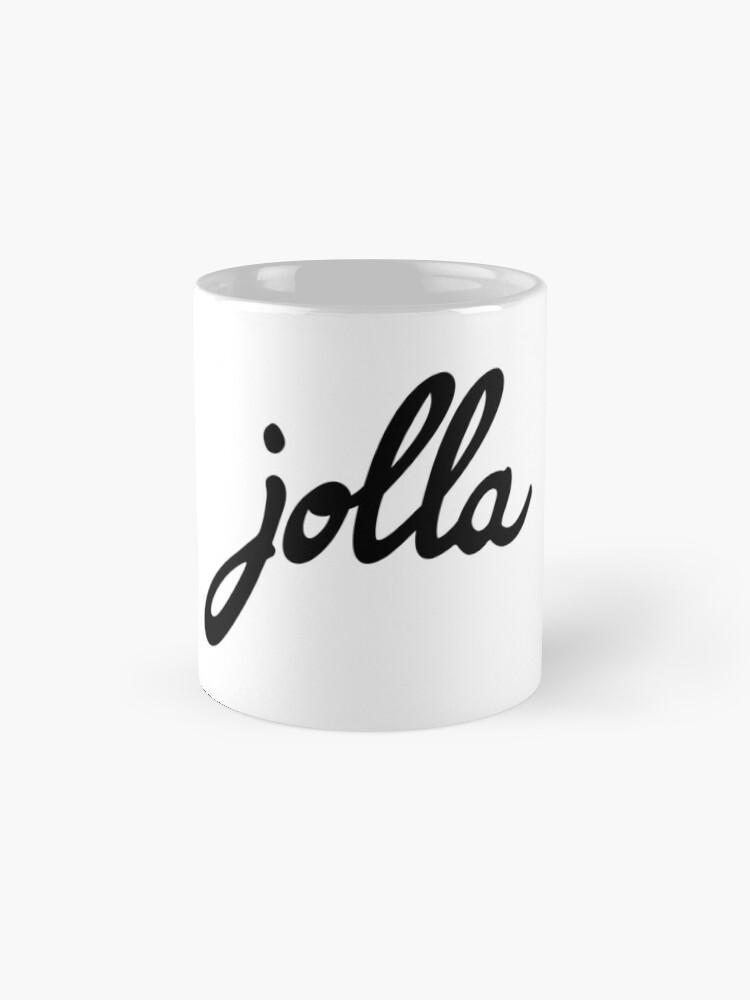 Alternate view of Jolla goodies Mug