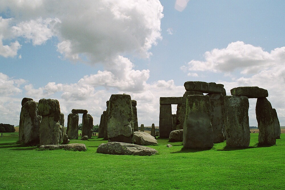 stonehenge by calipix