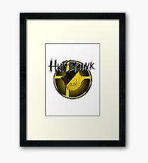 Hufflepunk Framed Print