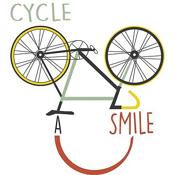 Cycle A Smile by Black-Fox