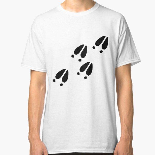 Deer Tracks Classic T-Shirt