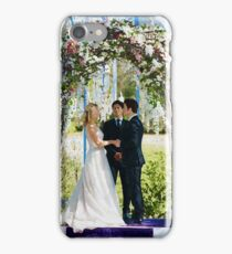 Steroline June Wedding iPhone Case/Skin