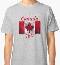 Celebrate Canada's 150th Birthday Classic T-Shirt