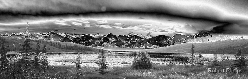 Wonder Lake (Version 1) by Robert Phelps