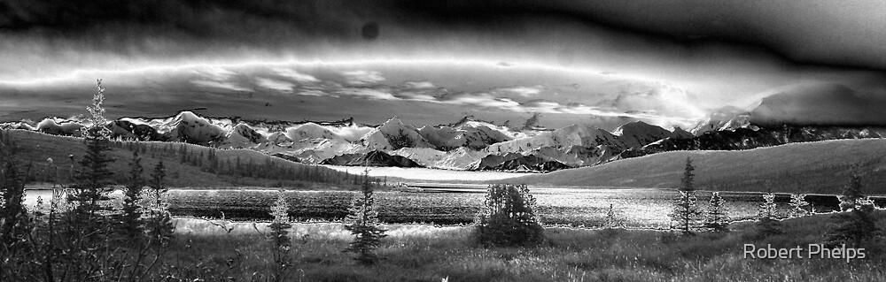 Wonder Lake (Version 3) by Robert Phelps
