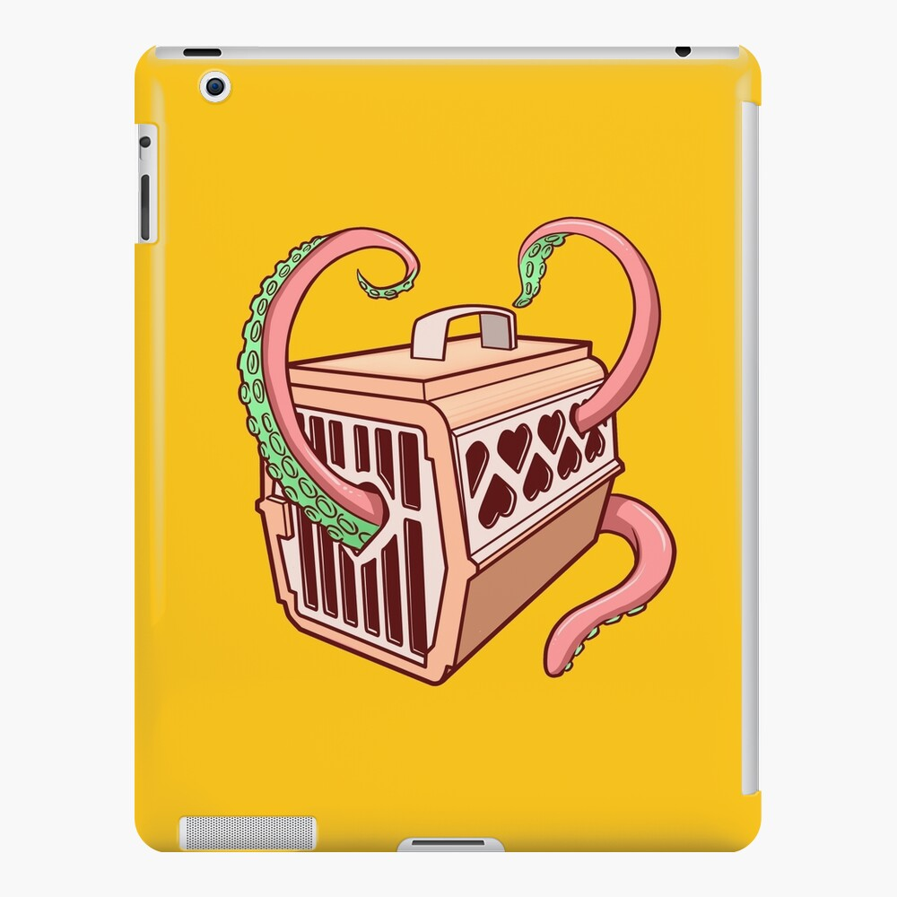 Tentacles iPad Case & Skin