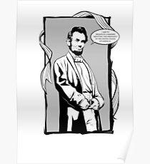 Captain Abe Poster
