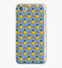 Pineapple Toppings iPhone Case/Skin
