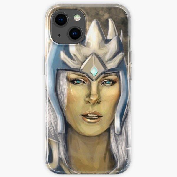 Queen Kate Ayrenn iPhone Soft Case