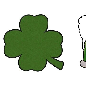 I Shamrock Beer by capriciouslym