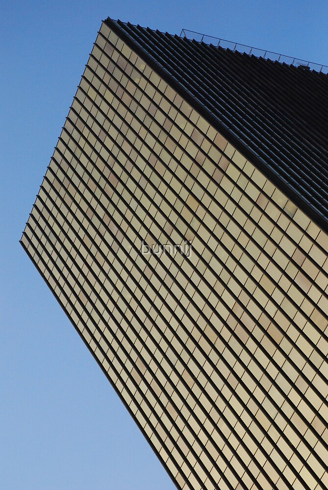 Gold Building Angles by bunnij