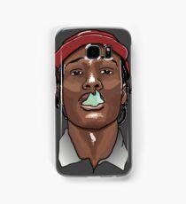 A$AP ROCKY - SMOKE Samsung Galaxy Case/Skin