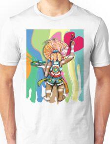 Art Chick Paint Shirt T-Shirt