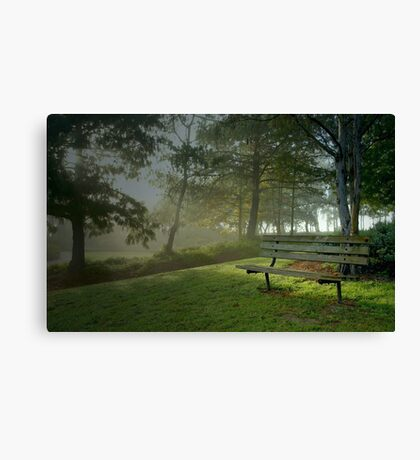 Rest a While Canvas Print