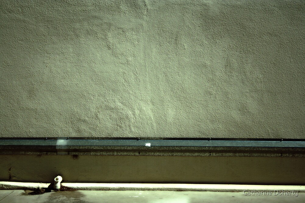 Drainpipe.  by Catherine Doherty