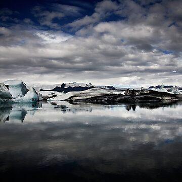 Jökulsárlón - Glacial Lake by Bolti