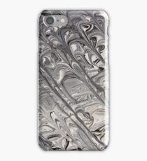 Grey Scale Sun iPhone Case/Skin