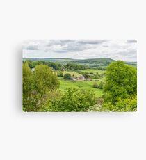 Shaftesbury, Dorset, UK Canvas Print