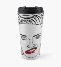 Miley Cyrus: Travel Mugs   Redbubble