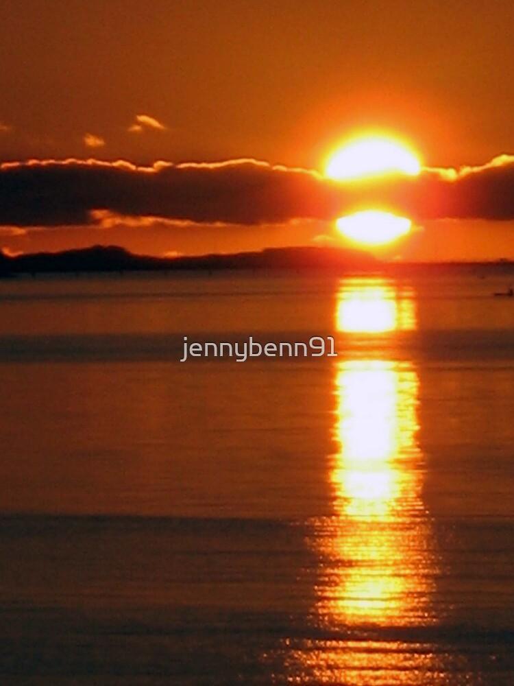 Sunset by jennybenn91