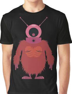 Robot Monster Graphic T-Shirt